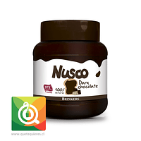 Nusco Crema de Chocolate Negro