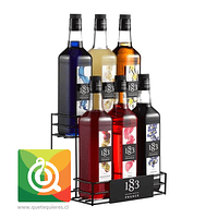 1883 Maison Routin Rack para 6 botellas