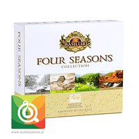 Basilur 4 Estaciones - Four Seasons Assorted 40 bolsitas