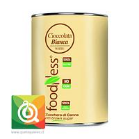 Foodness Chocolate Caliente en Polvo Blanco