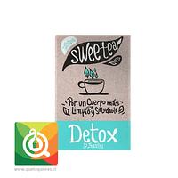 Sweetea Té Verde Detox Sin Stevia