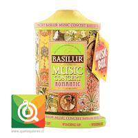 Basilur Té Verde Carrusel Concierto Musical Romántico