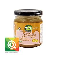Nature's Charm Salsa de Coco Sabor Caramelo Salado
