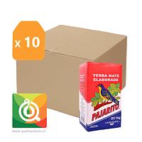 Pack Pajarito 10 Yerba Mate Tradicional 1 Kilo