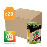 Pack Pajarito 20 Yerba mate Organica 500 gr