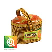 Tipson Té Negro Mandarina Colección Cesta