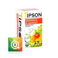 Tipson Infusión Moringa y Mango 25 bolsitas