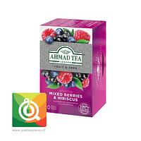 Ahmad infusión de Mix Frutos Rojos e Hibisco