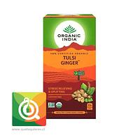 Organic India Infusión Tulsi Jengibre