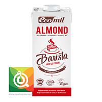 Ecomil Alimento Liquido de almendra Barista
