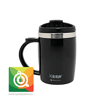 Keep Mug Taza Térmica Negra