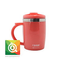 Keep Mug Taza Outdoor Rosada