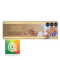 Lindt Chocolate Barrra Gold Leche Avellana