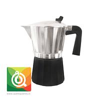 Oroley Cafetera Italiana Induccion para 6 y 3 Tazas