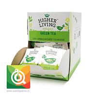 Higher Living Té Verde Orgánico 200 bolsitas