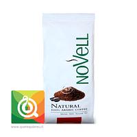 Novell Café Grano Molido Natural 100% Arabica