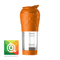 Pressca Cafetera Portátil Naranja