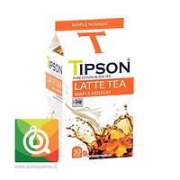 Tipson Té Negro Latte Maple Nougat