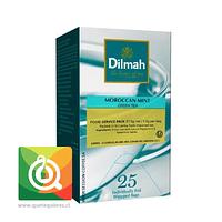 Dilmah Té Verde Menta 25 bolsitas