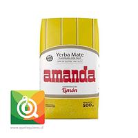 Amanda Yerba Mate Limón