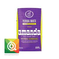 Amanda Yerba Mate Hierbas Serranas