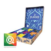 Pukka Caja con Infusiones, Tés y Hierbas - Selection Box Regular