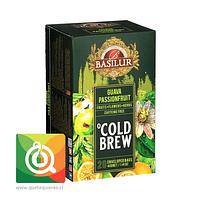 Basilur Cold Brew Guayaba y Maracuyá