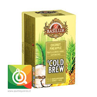 Basilur Cold Brew Coco y Piña