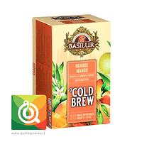 Basilur Cold Brew Mango y Naranja