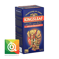 KingsLeaf Té Negro English Breakfast 100 gr