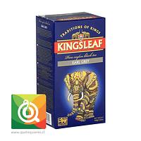 KingsLeaf Té Negro Earl Grey 100 gr