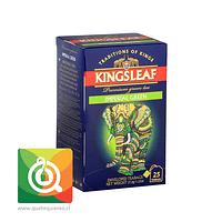 KingsLeaf Té Verde Imperial Green 25 bolsitas