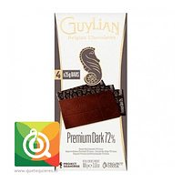 Guylian Barra Chocolate Premium Dark 72%