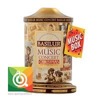Basilur Té Negro Carrusel Concierto de Musica Navidad
