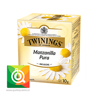 Twinings Infusion Manzanilla 10 x 2 gr
