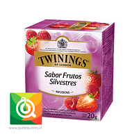 Twinings Infusion Wild Berries 10 x 2 gr
