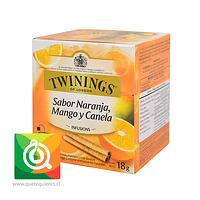 Twinings Infusion Naranja, Mango y Canela