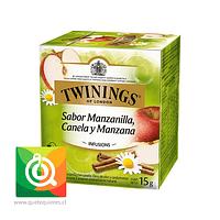 Twinings Infusion Manzana / Canela / Manzanilla 10