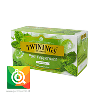 Twinings Infusión Menta 25 bolsitas