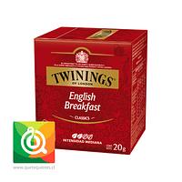 Twinings Té Negro English Breakfast