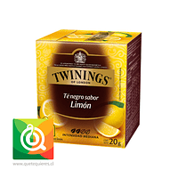 Twinings Té Negro Limón