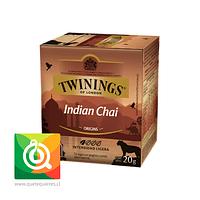 Twinings Té Negro Indian Chai