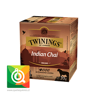 Twinings Té Negro Indian Chai