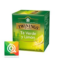 Twinings Té Verde Limón