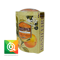 Basilur Té Negro Mandarina - Magic Fruit Tangerine