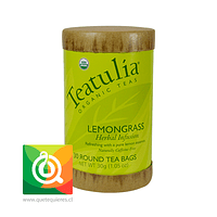 Teatulia Infusión Lemongrass Orgánica