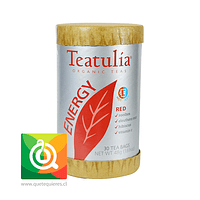 Teatulia Infusión Energy Red Orgánica