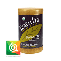 Teatulia Té Negro Orgánico