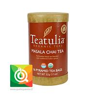 Teatulia Té Negro Orgánico - Masala Chai