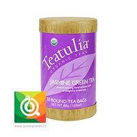 Teatulia Té Verde Jazmin Orgánico